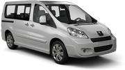 SADORENT Car rental Porto - Airport Van car - Peugeot Expert