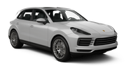 EUROPCAR Car rental Novi Sad Luxury car - Porsche Cayenne