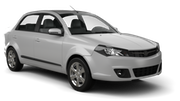 GREEN MATRIX Car rental Kota Kinabalu - Airport - Terminal 2 Economy car - Proton Saga