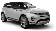 GREEN MOTION Car rental Tangier - Airport Suv car - Range Rover Evoque