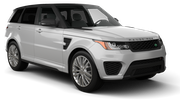 EDEL AND STARK LUXURY FLEET Car rental Ras Al Khaima Exotic car - Range Rover Sport