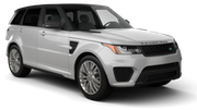 GREEN MOTION Car rental Marrakech - Airport Suv car - Range Rover Sport ya da benzer araçlar
