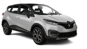 MEX Car rental Sofia - Airport - Terminal 2 Suv car - Renault Captur