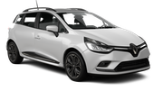MEX Car rental Sofia - Airport - Terminal 2 Standard car - Renault Clio Estate