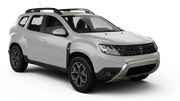 THRIFTY Car rental Dubai - Marina Suv car - Renault Duster