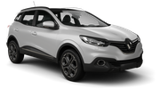ARNOLD CLARK CAR & VAN Car rental Stoke-on-trent Suv car - Renault Kadjar