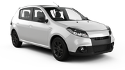 BUDGET Car rental Bloemfontein Mini car - Renault Kwid