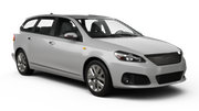 NU CAR RENTALS Car rental Tallinn - Downtown Standard car - Renault Laguna Estate