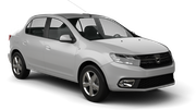 ALAMO Car rental Cuiabá - Airport Compact car - Renault Logan
