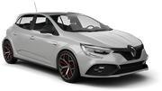 AVIS Car rental Esch Alzette Downtown Compact car - Renault Megane