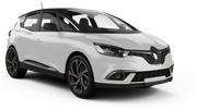 AUTO-UNION Car rental Larnaca - Airport Van car - Renault Scenic