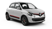 EUROPCAR Car rental Saint Etienne Mini car - Renault Twingo