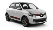 INTERRENT Car rental Paris - Airport - Orly Mini car - Renault Twingo ya da benzer araçlar