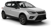 HERTZ Car rental Varna - Airport Suv car - Seat Arona