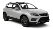 THRIFTY Car rental Timisoara - Airport Suv car - Seat Ateca