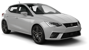 CAR NET Car rental Kielce Economy car - Seat Ibiza