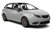 MASTERKINGS Car rental Faro - Airport Standard car - Seat Ibiza Estate