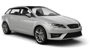 BUDGET Car rental Norrkoping Compact car - Seat Leon