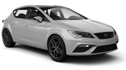 HIRE GROUP Car rental Marrakech - Airport Compact car - Seat Leon o semblant