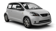 THRIFTY Car rental Rhodes - Airport - Diagoras Mini car - Seat Mii