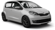 HERTZ Car rental Podgorica Airport Mini car - Skoda Citigo ya da benzer araçlar