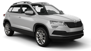 INTERRENT Car rental Novi Sad Suv car - Skoda Karoq