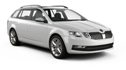 MEX Car rental Sofia - Airport - Terminal 2 Standard car - Skoda Octavia Estate
