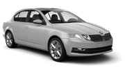 EUROPCAR Car rental Reykjavik - Domestic Airport Standard car - Skoda Octavia Scout
