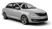 TOP Car rental Sofia - Airport - Terminal 2 Compact car - Skoda Rapid