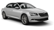 ENTERPRISE Car rental Regensburg Standard car - Skoda Superb
