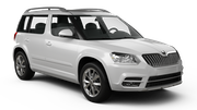 AVIS Car rental Haikou Meilan International Airport Suv car - Skoda Yeti
