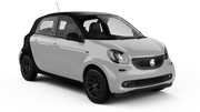 GOLDCAR Car rental Fuerteventura - Airport Mini car - Smart Forfour