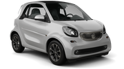 SADORENT Car rental Porto - Airport Mini car - Smart Fortwo