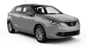 SIXT Car rental Beer Sheva Compact car - Suzuki Baleno