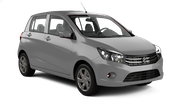 LOCATIONAUTO Car rental Casablanca Port Railway Station Economy car - Suzuki Celerio