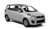DRIVE A MATIC Car rental St. Lucia - La Toc Beach - Sandals Regency Van car - Suzuki Ertiga
