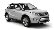 BUDGET Car rental St. Lucia - La Toc Beach - Sandals Regency Suv car - Suzuki Grand Vitara
