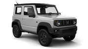 BUDGET Car rental Belize Downtown Suv car - Suzuki Jimny