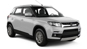 BUDGET Car rental Stoke-on-trent Compact car - Suzuki Vitara