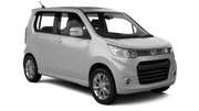 ALAMO Car rental Okinawa - Naha Airport Mini car - Suzuki Wagon R