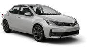 AUTO-UNION Car rental Nairobi - Mombasa Rd Standard car - Toyota Allion