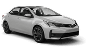 HAWK Car rental Orchard Area - Hotel Jen Tanglin - Hotel Delivery Standard car - Toyota Altis