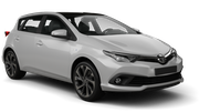 HERTZ Car rental Reykjavik - Keflavik International Airport Standard car - Toyota Auris Estate