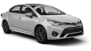 HERTZ Car rental Reykjavik - Keflavik International Airport Standard car - Toyota Avensis