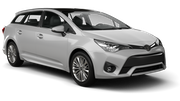TOP RENT  Car rental Jurmala Standard car - Toyota Avensis Estate