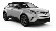 Rent Toyota C-HR Electric
