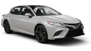 HERTZ Car rental Blenheim Standard car - Toyota Camry