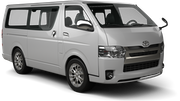DRIVE CAR RENTAL Car rental Chiang Mai - Airport Van car - Toyota Commuter
