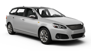 EUROPCAR Car rental Poprad - Airport Standard car - Toyota Corolla Hybrid Estate