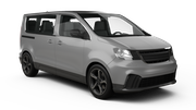 SNAP RENTALS Car rental Christchurch - Airport Van car - Toyota Estima